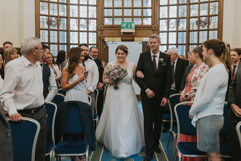 Belfast City Hall Wedding 36