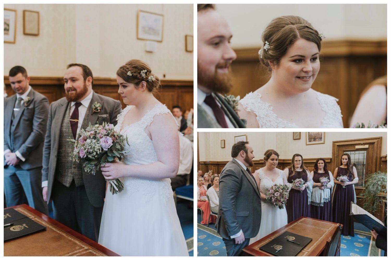 Belfast City Hall Wedding 37