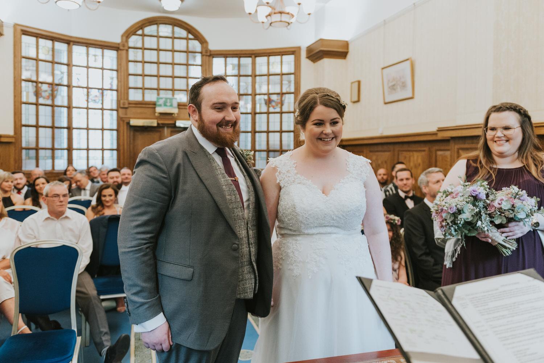 Belfast City Hall Wedding 38