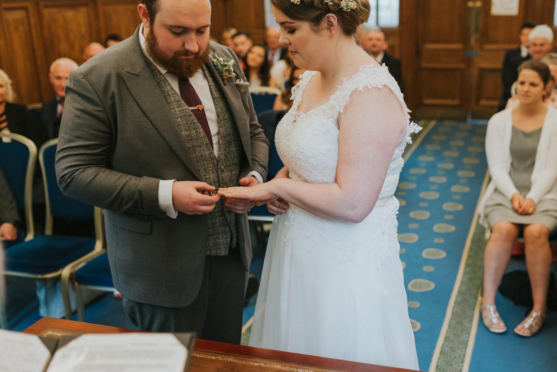 Belfast City Hall Wedding 39