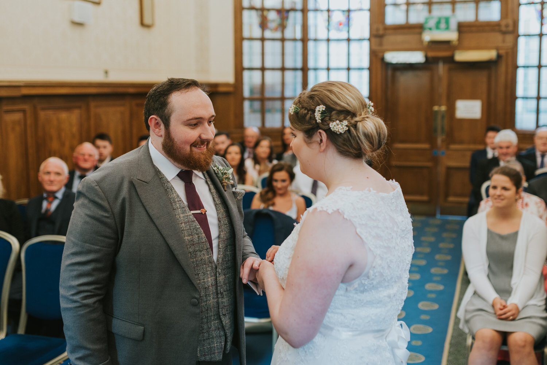 Belfast City Hall Wedding 41