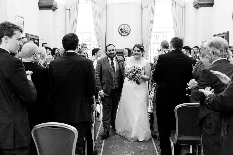 Belfast City Hall Wedding 44