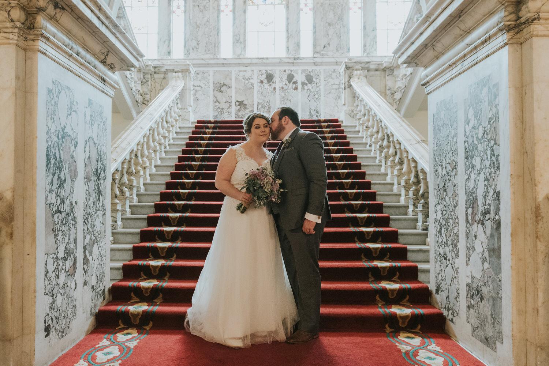Belfast City Hall Wedding 46