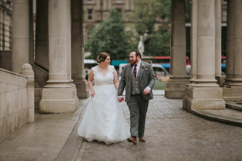Belfast City Hall Wedding 52