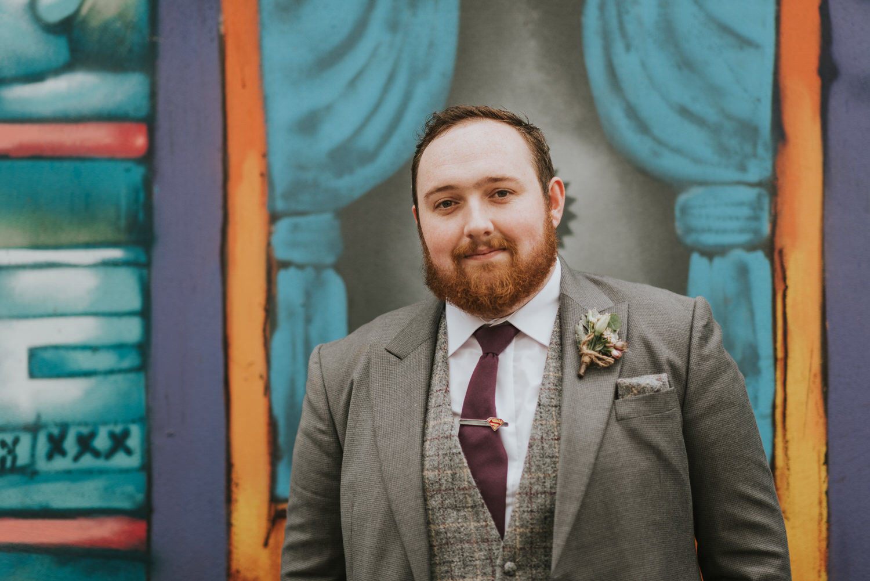 Belfast City Hall Wedding 59