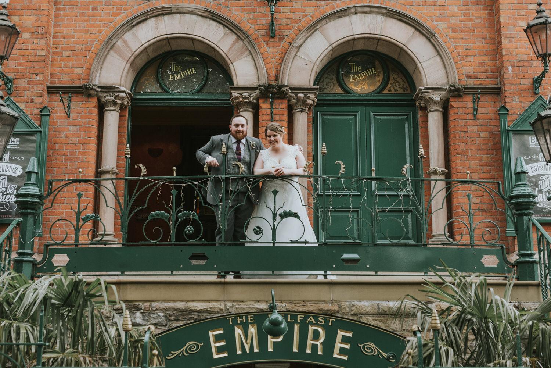 Belfast City Hall Wedding 72