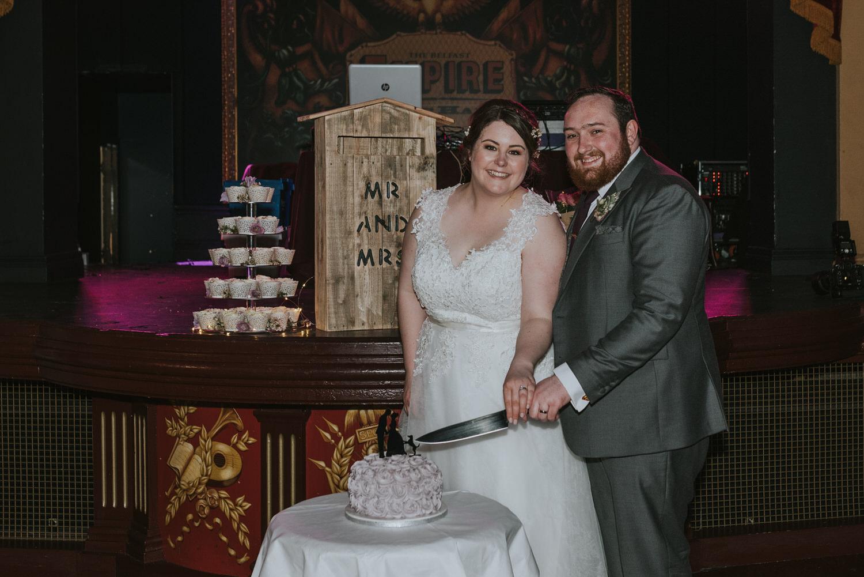 Belfast City Hall Wedding 73