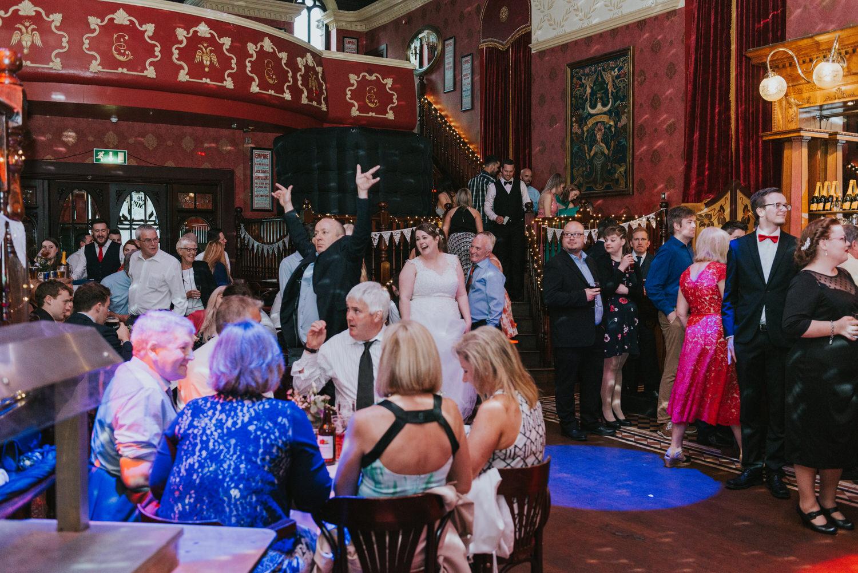 Belfast City Hall Wedding 74