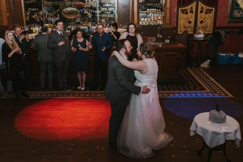 Belfast City Hall Wedding 77