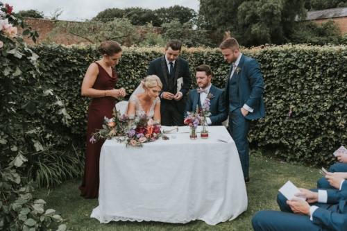 Ballyscullion Park Wedding 61