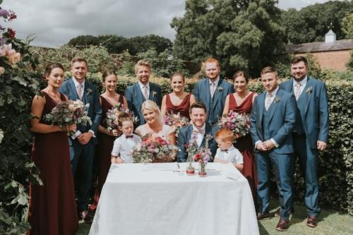 Ballyscullion Park Wedding 64