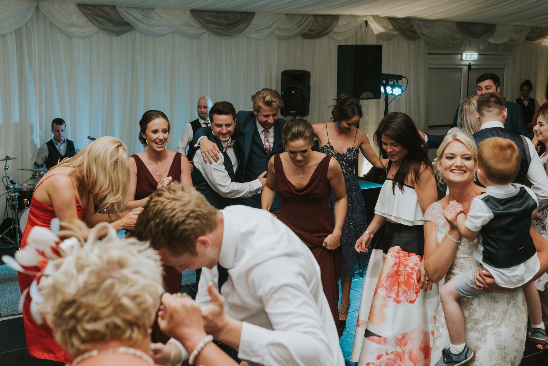 Ballyscullion Park Wedding 125