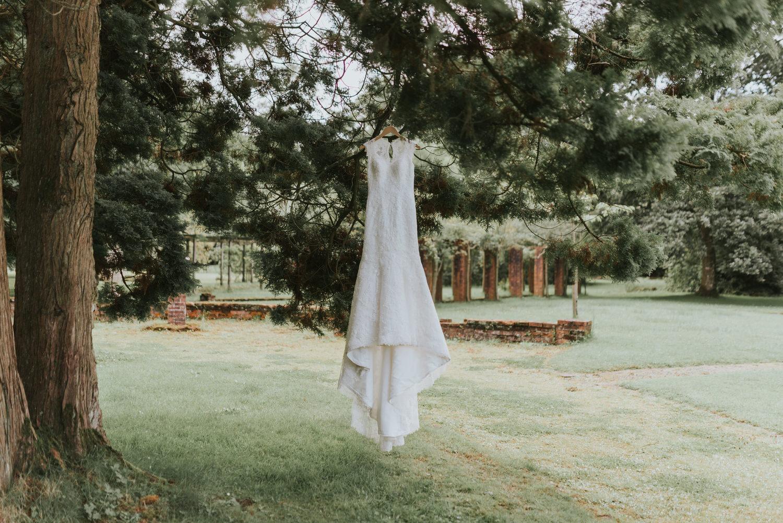 Tullylagan Country House Hotel Wedding 01