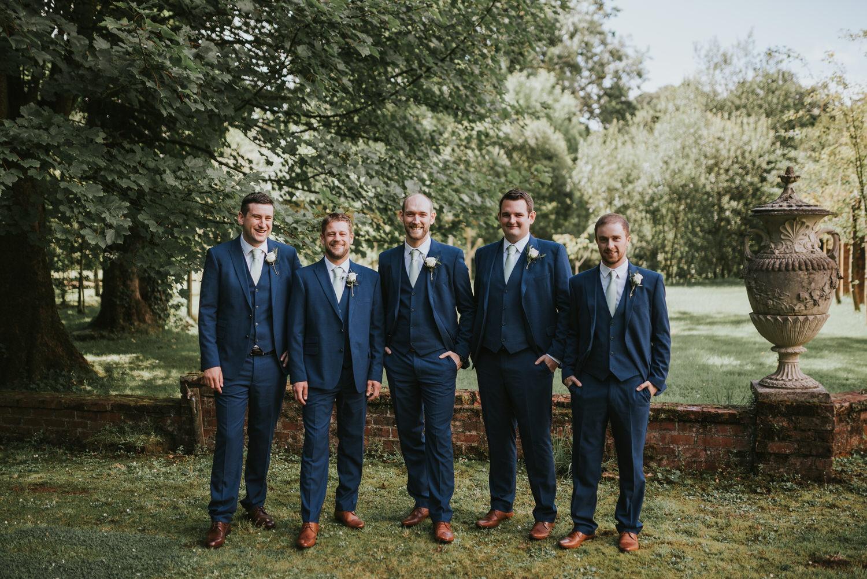 Tullylagan Country House Hotel Wedding 21