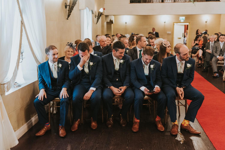 Tullylagan Country House Hotel Wedding 24