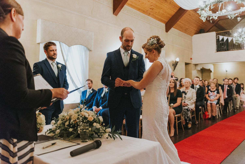 Tullylagan Country House Hotel Wedding 33