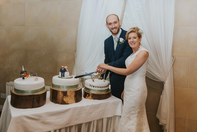 Tullylagan Country House Hotel Wedding 49