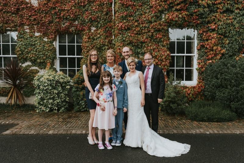 Tullylagan Country House Hotel Wedding 59