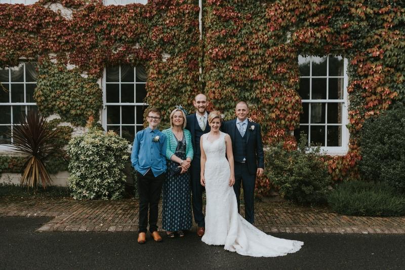 Tullylagan Country House Hotel Wedding 60