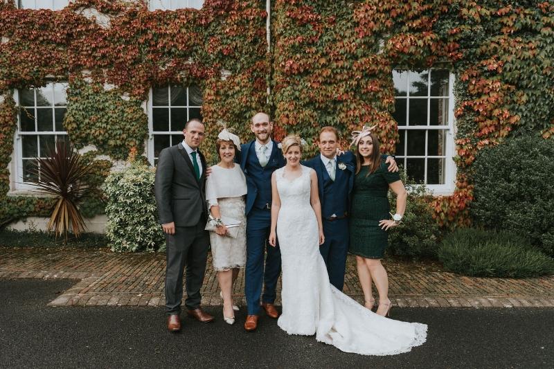 Tullylagan Country House Hotel Wedding 61