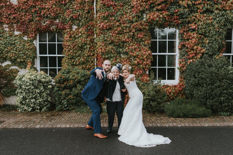 Tullylagan Country House Hotel Wedding 63