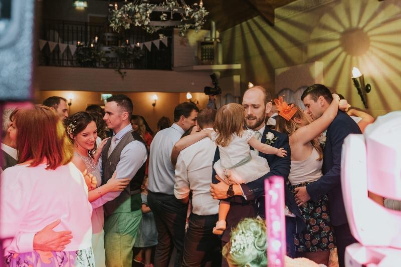 Tullylagan Country House Hotel Wedding 75