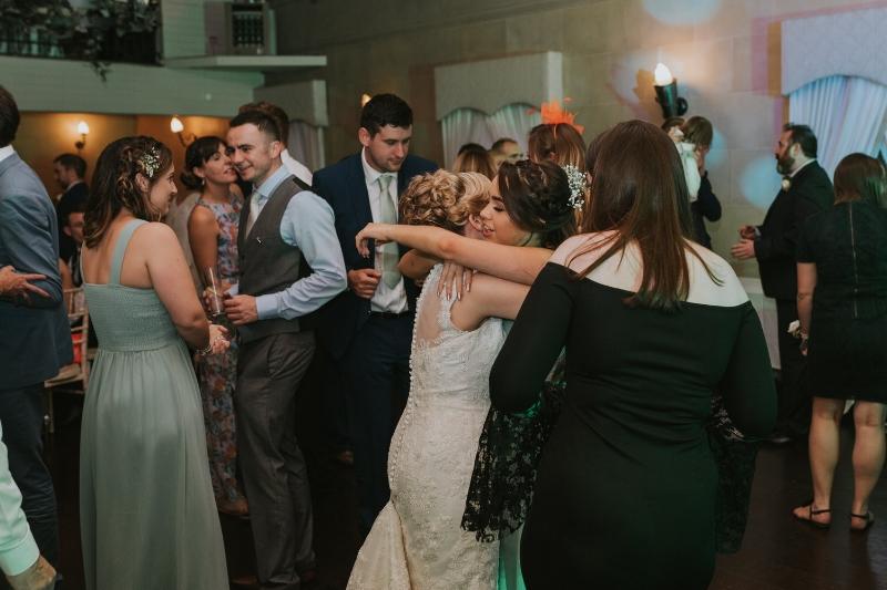 Tullylagan Country House Hotel Wedding 76