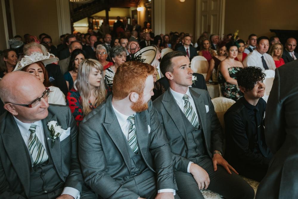Belfast Castle Wedding 34