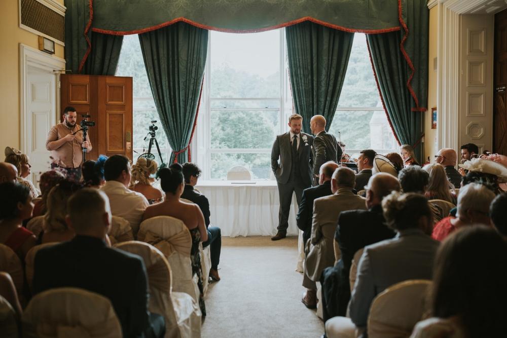Belfast Castle Wedding 35