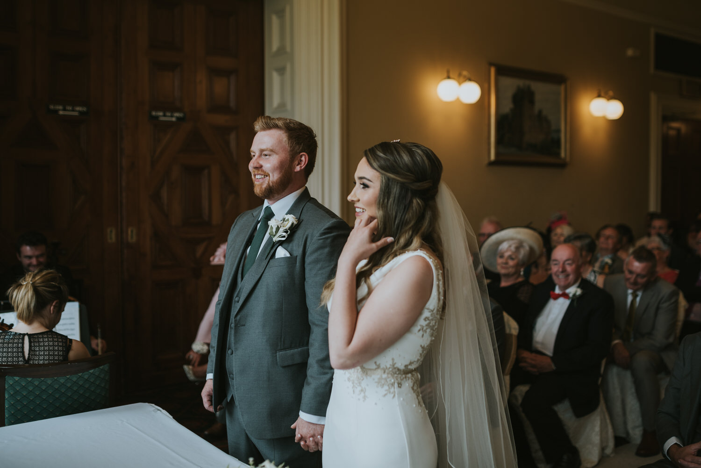 Belfast Castle Wedding 42