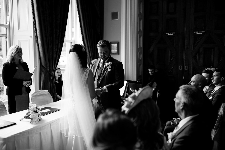 Belfast Castle Wedding 45