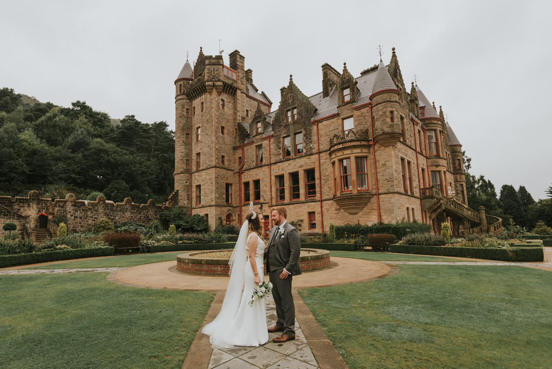 Belfast Castle Wedding 50