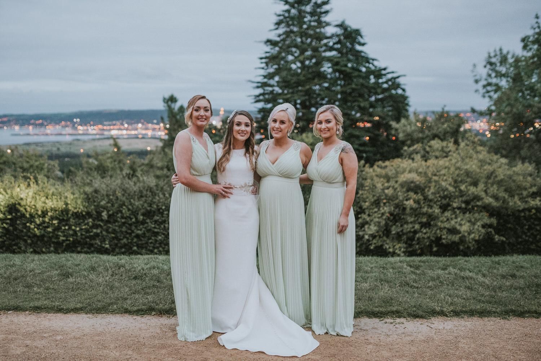 Belfast Castle Wedding 74