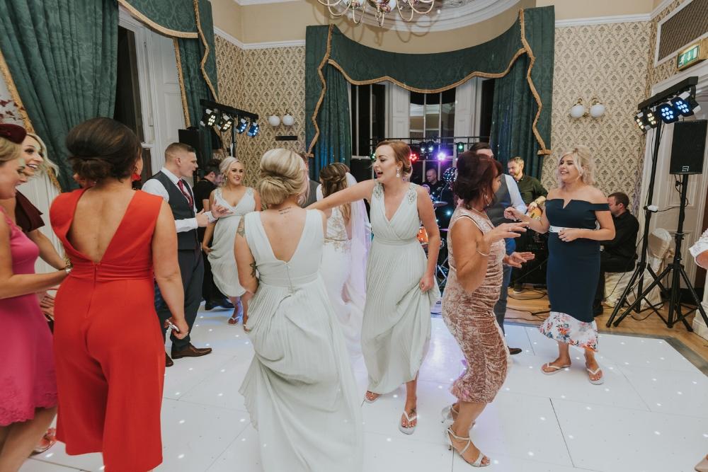 Belfast Castle Wedding 84