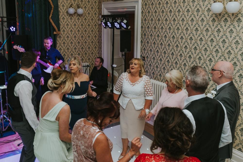 Belfast Castle Wedding 87