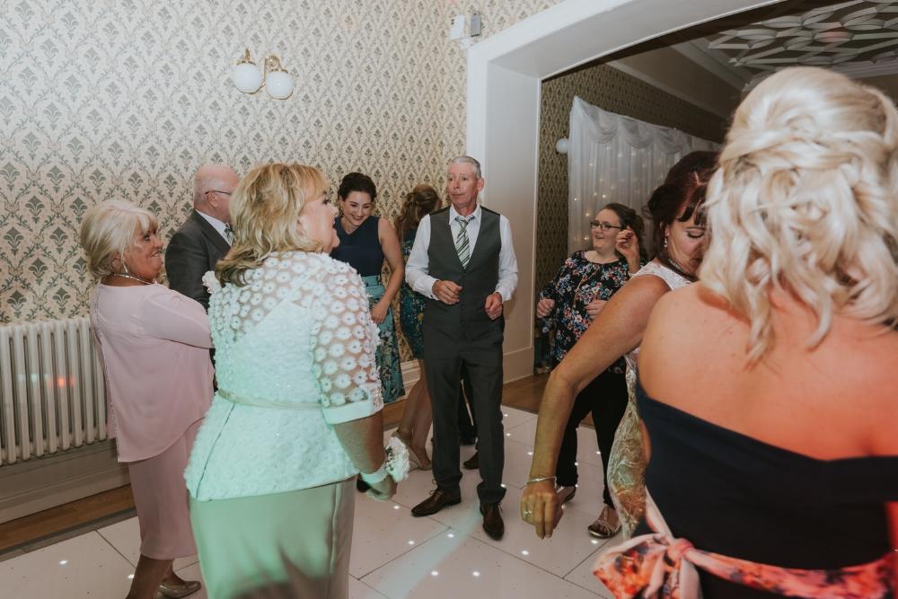 Belfast Castle Wedding 92