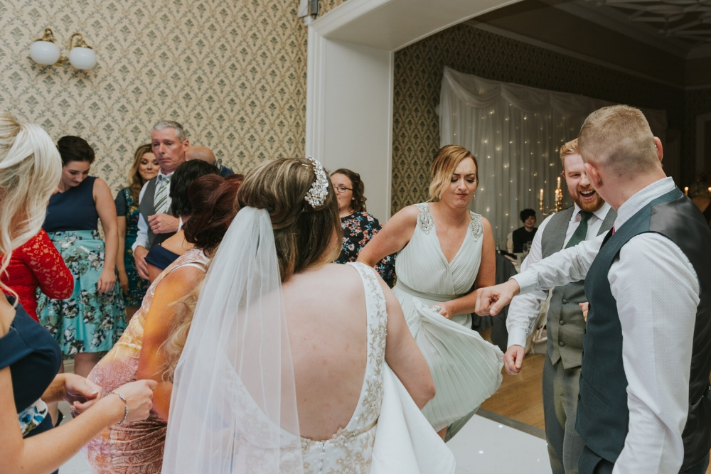 Belfast Castle Wedding 95