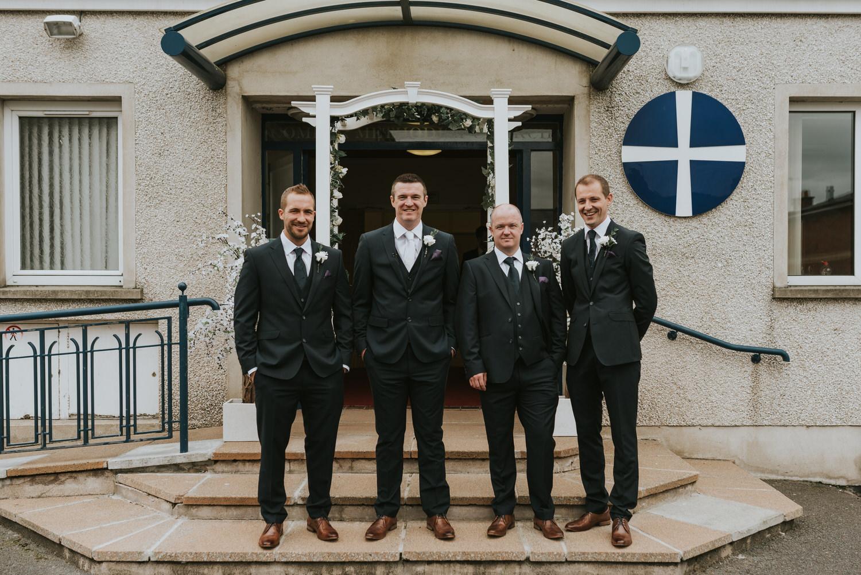 Stormont Hotel Wedding 23