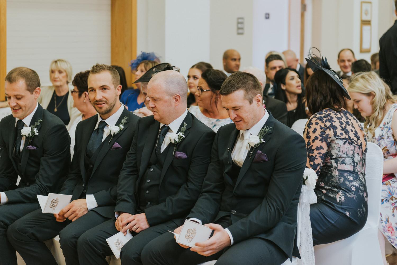 Stormont Hotel Wedding 24