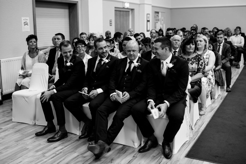Stormont Hotel Wedding 26