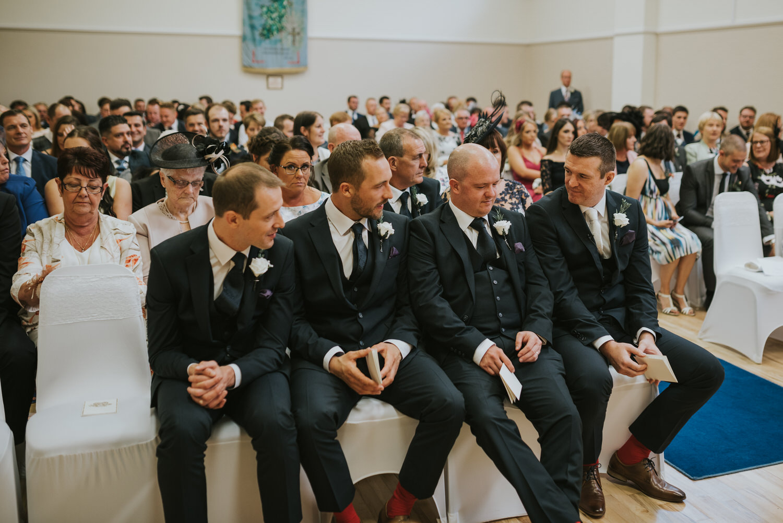 Stormont Hotel Wedding 28