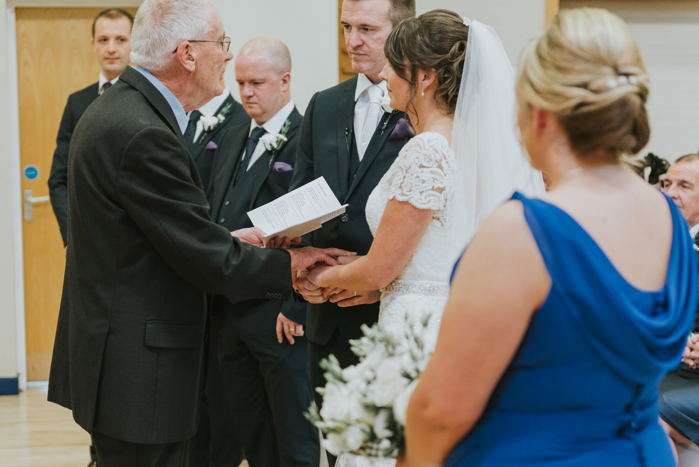 Stormont Hotel Wedding 45