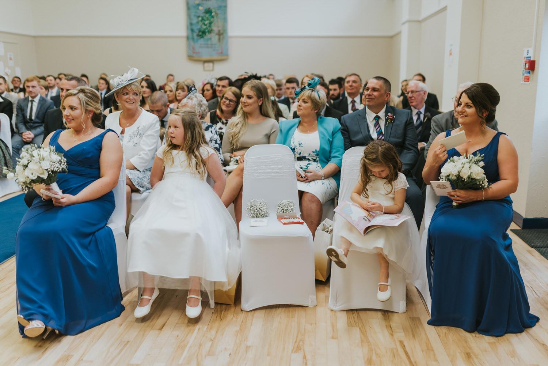 Stormont Hotel Wedding 49