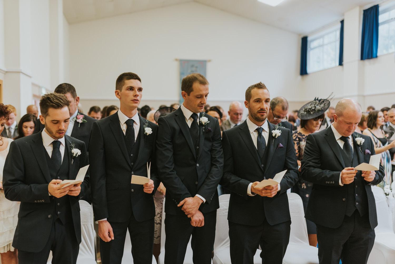 Stormont Hotel Wedding 50