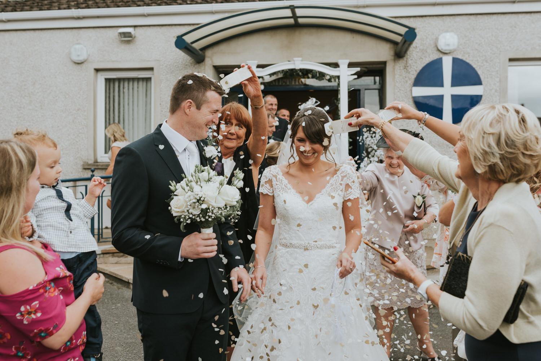 Stormont Hotel Wedding 57