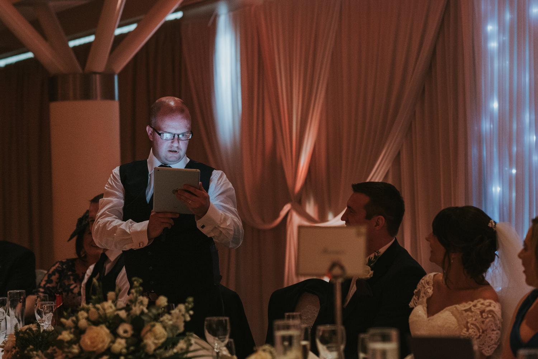 Stormont Hotel Wedding 90
