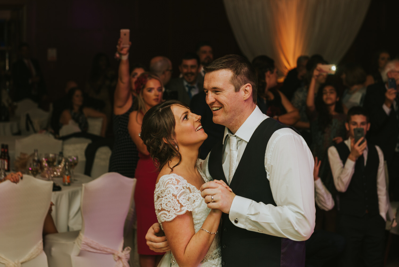Stormont Hotel Wedding 95