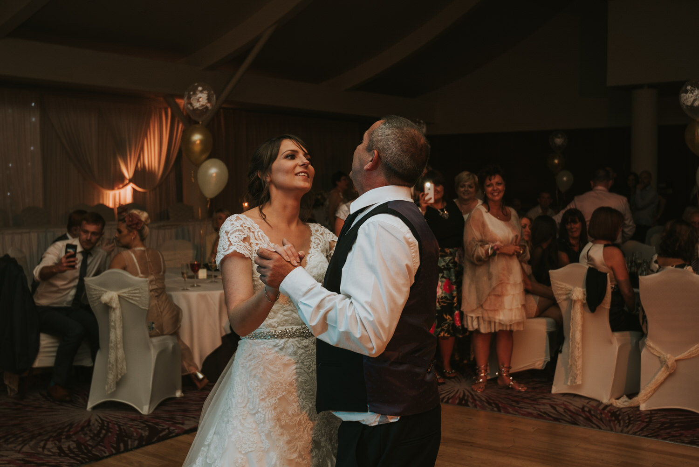 Stormont Hotel Wedding 97