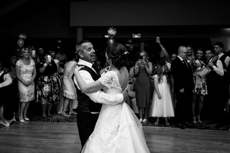 Stormont Hotel Wedding 98