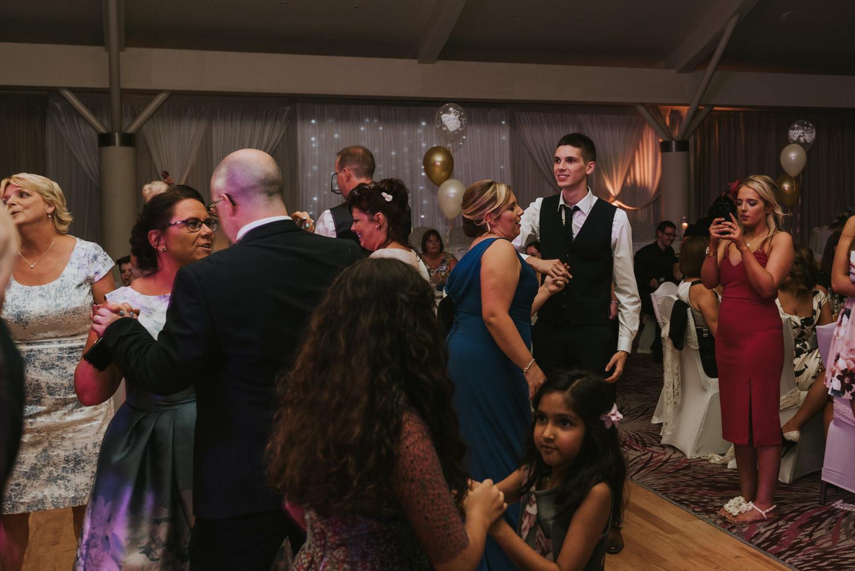 Stormont Hotel Wedding 101
